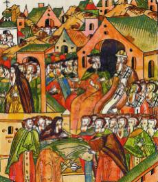 Séminaire sur le fait religieux : Qu'est-ce que c'était que l'hérésie des Judaïsants dans la culture orthodoxe de l'Europe orientale de la fin du XVème – XVIème siècle ?