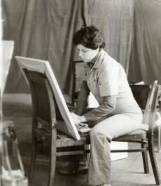 Séminaire d'histoire soviétique : Les peintres arabes, diplômés des établissements d'enseignement supérieur artistique de l'URSS : 1959-1979