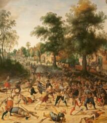 Séminaire sur le fait religieux : La violence religieuse dans l'idéologie, la mentalité et les pratiques de la guerre de Trente Ans