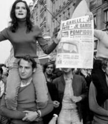 Лекция Ильи Родина: Студенты и будущее: как события мая 1968 года изменили Францию