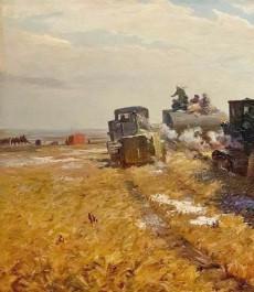 Séminaire « Anthropocène à la russe ? » : « La faute au temps qu'il fait? Les recherches sur les changements climatiques et la question du blé en URSS, années 1960-1990 »