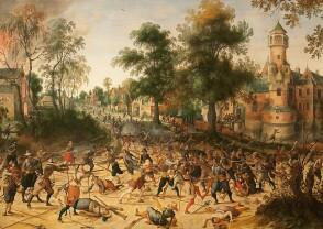 Семинар по религиоведению: Религиозное насилие в идеологии, ментальности и практике Тридцатилетней войны