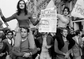 Conférence d'Ilya Rodine : Les étudiants et l'avenir : Comment les événements de mai 68 ont changé la France