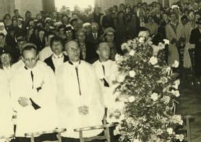 Table ronde : Le Catholicisme français des « trente glorieuses », 1940e – 1970e : la religion vécue par les Français