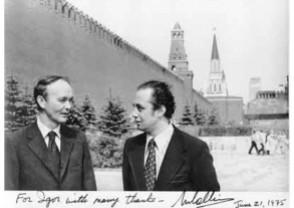 Séminaire sur la Russie au XXe siècle : Les mots de la diplomatie scientifique. Traduction, intermédiation et communication dans la science pendant la Guerre froide