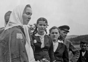 """Séminaire """"Enjeux et méthodes"""" Les femmes soviétiques à l'épreuve du rapatriement depuis la France (1944-1947)"""