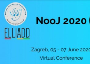 Nooj Conference 2020 Digital Humanities